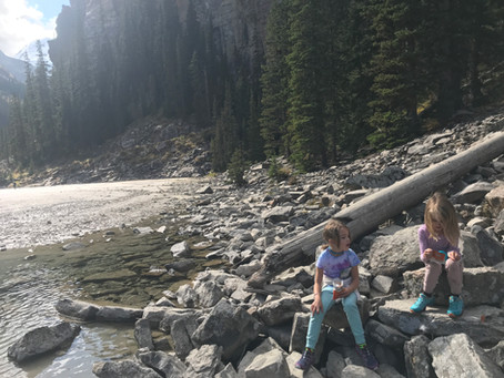 Week 5 - Lake Louise, Revelstoke