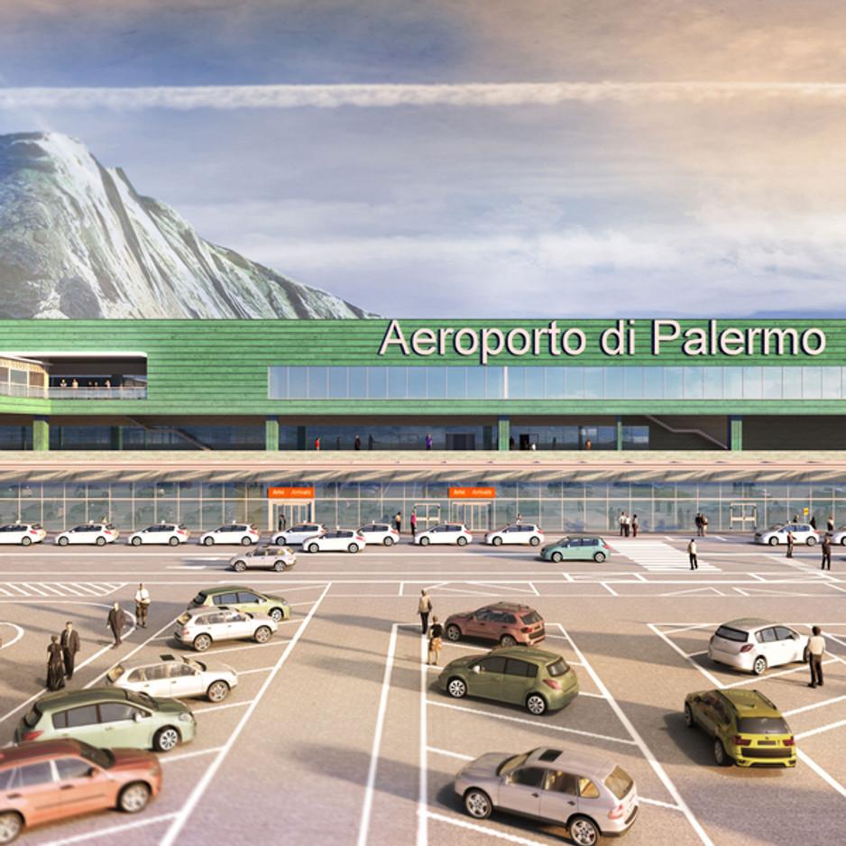 AIRPORT FALCONE BORSELLINO