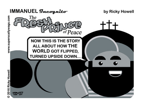 The Fresh Prince of Peace