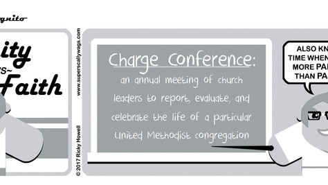 Guilty as Charged (Conference)