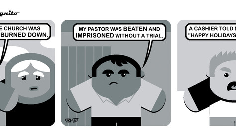 Perspective on Persecution