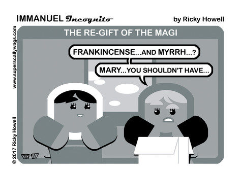 The Re-Gift of the Magi