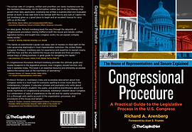 Congressional Procedure new book