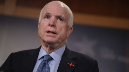 McCain's Supreme Court Strategy Leads to Nuclear Senate