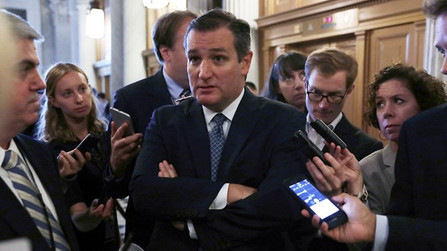 Ted Cruz Wants to Destroy the Senate as We Know It