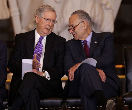 McConnell, Schumer Must Call for Select Committee on Rules Reform