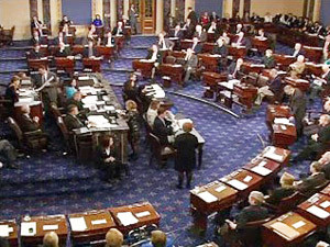Richard Arenberg Comments on Wednesday's Senate Floor Theatrics