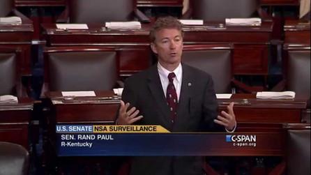 Senator Rand Paul's Filibuster:  Some History and Context