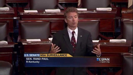 Senator Rand Paul's Filibuster:  Some History and Context