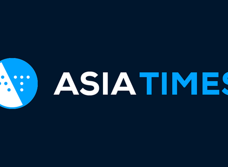 New article on Asia Times