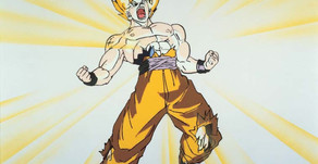Dragonball (2): Super Saiyan-jin