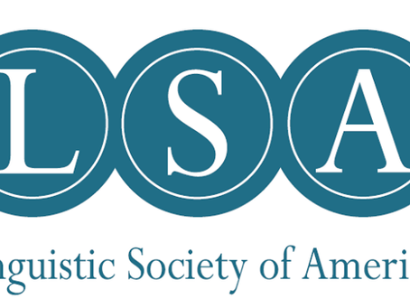 Linguistic Society of America Open Letter (Professor Claire Bowern, 18th September 2017)