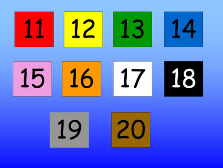 Meaning of numbers (13)- amazing stroke of fortune