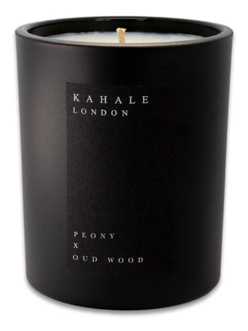 Kahale Peony x Oud Wood - Floral