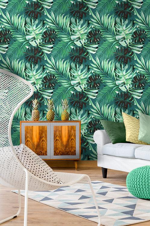 Mind the Gap - Rainforest Wallpaper