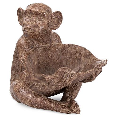 Decorative Monkey Bowl