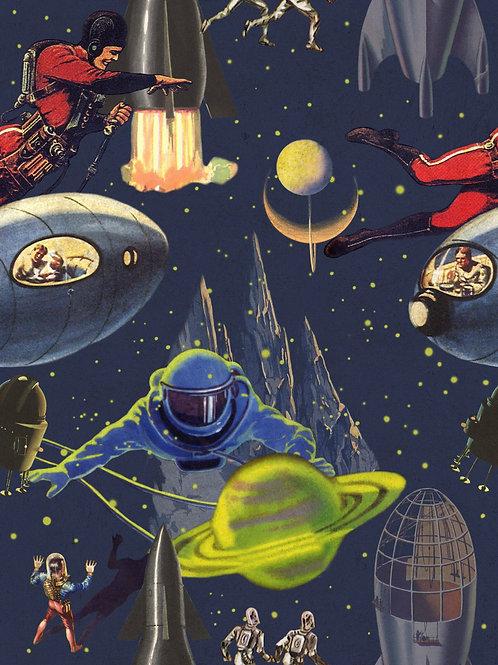 Mind the Gap - Intergalactic Wallpaper