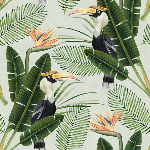 Mind the Gap - Birds of Paradise Wallpaper