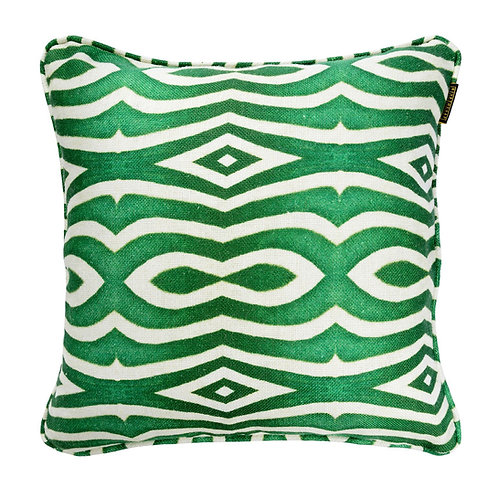 Mind the Gap Riverside Linen Cushion
