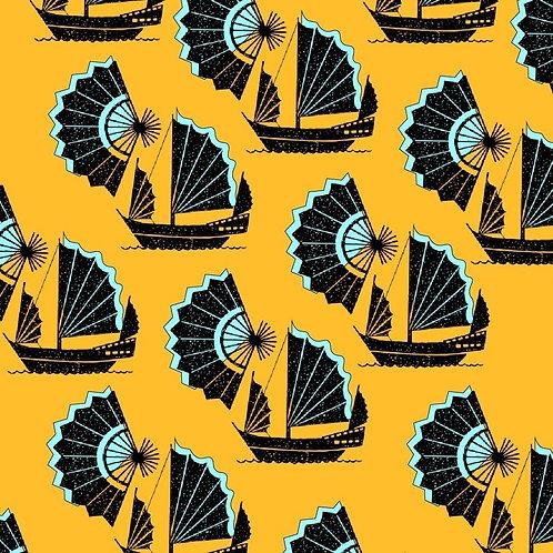 OHH FLEUR! Fan of Junk Wallpaper