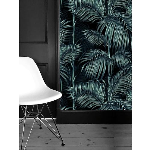 Charlotte Jade Balearic Palm Wallpaper