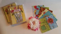 JennyLU's Floral Notecard Pack