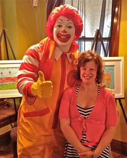 JennyLU & Ronald McDonald House