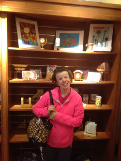 JennyLU is at the Kansas Capitol