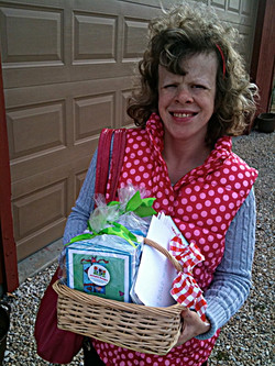 Jenny delivering KS Dept of Educ