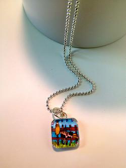 JennyLU's Charm Necklace