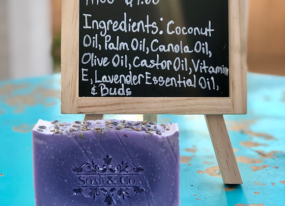 Lavenderful Soap