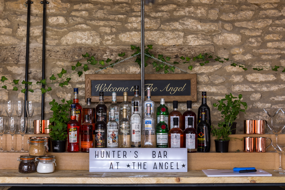 The Angel Cocktail Bar