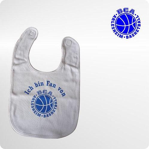 Baby Lätzchen mit Logodruck