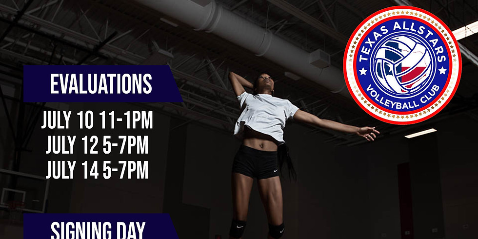 Tryout Evaluations