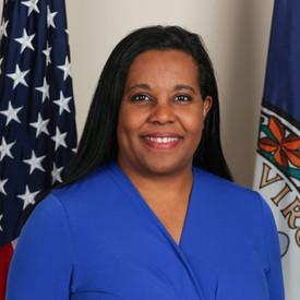 Virginia House Majority Leader Charniele Herring