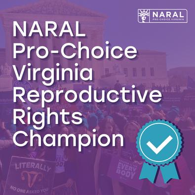Reproductive Rights Champion