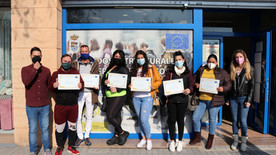 Más de 40 alumnos participan en tres acciones formativas y un curso becado en el marco de EDUSI