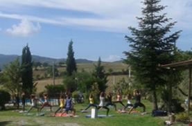 Giornate All'insegna dello Yoga