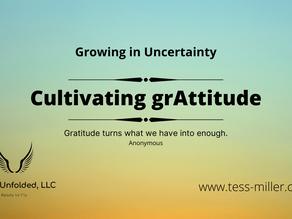 Cultivating grAttitude