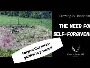 The Need for Self-Forgiveness