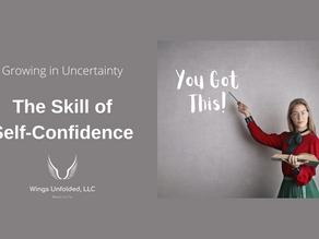 The Skill of Self-Confidence