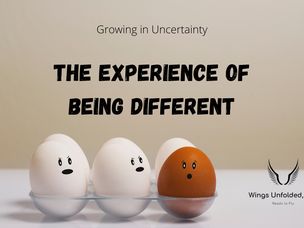 The Experience of Being Different