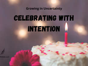 Celebrating with Intention