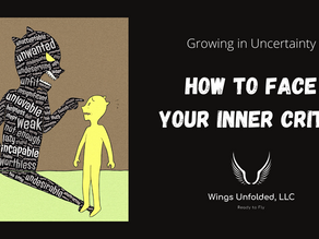 How to Face Your Inner Critic