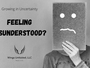 Feeling Misunderstood?