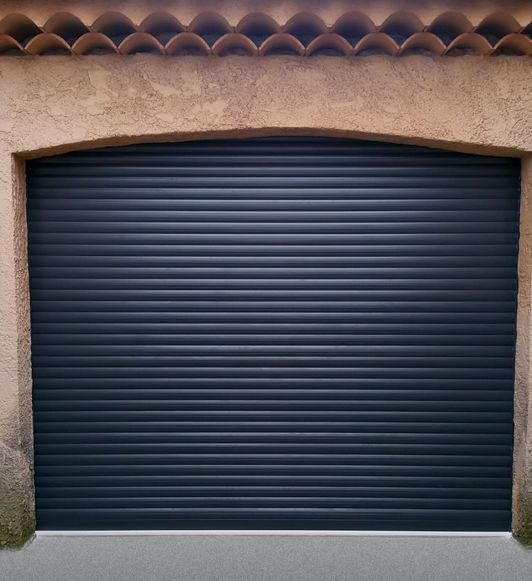 volet roulant de garage