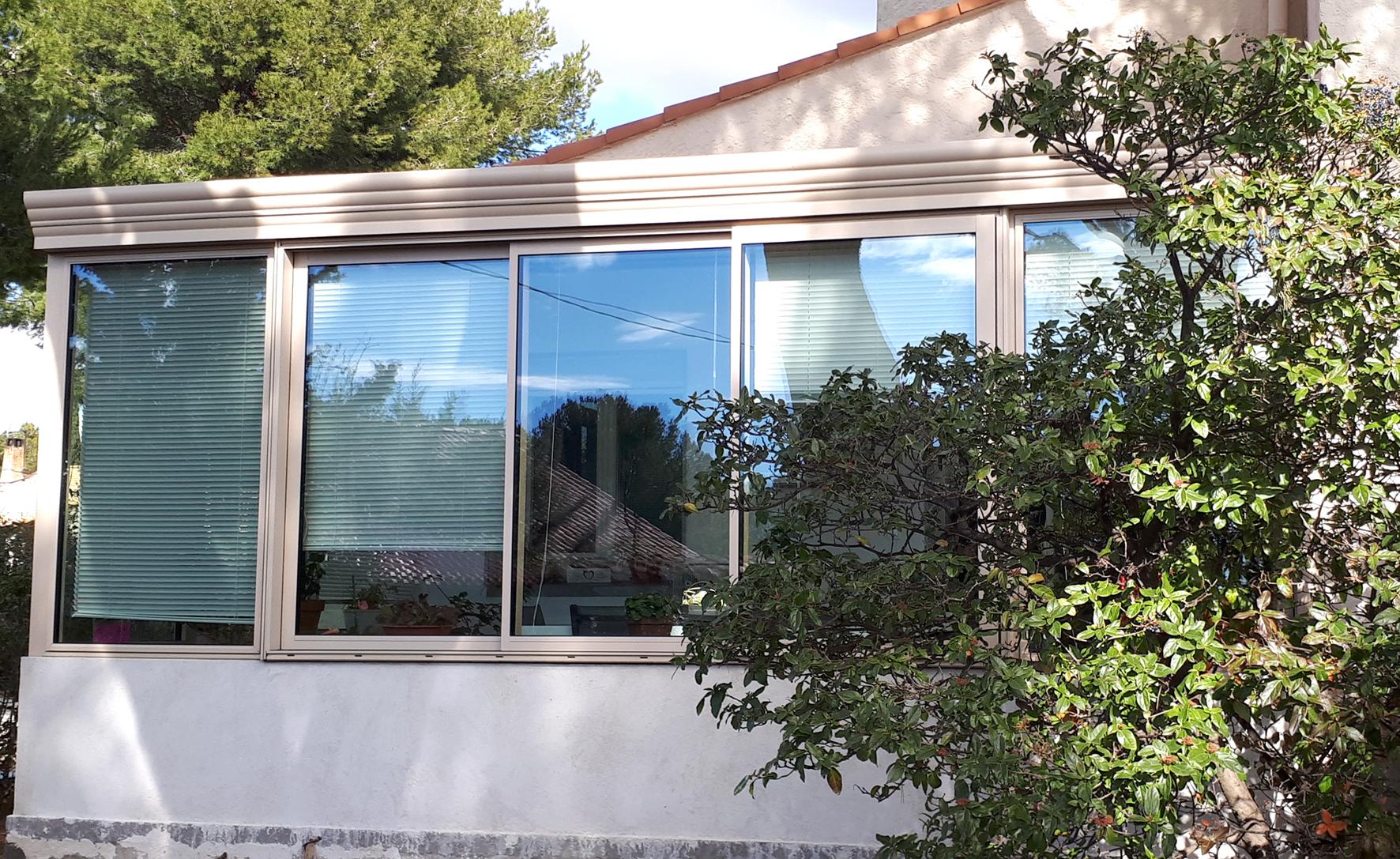 c13 menuiserie veranda sur mesure