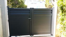 c13 menuiserie portail sur mesure