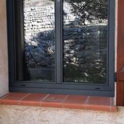 Fenêtre minimaliste
