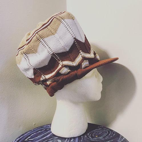 Rasta Crown [white, beige, brown]